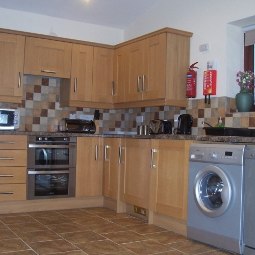 Kitchen at Self Catering Accommodation