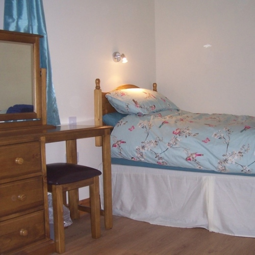 Bedroom at Holiday Cottage