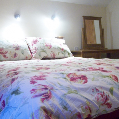 Bedroom at Self Catering in Ellesmere